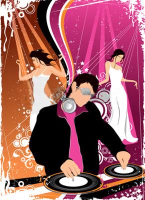 DJ на праздник и свадьбу
