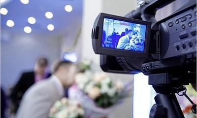 профессиональный видео оператор на свадьбу